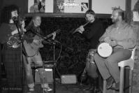 Golden Lounge Session,  Februar 2014, mit Michi Hartmann, Narcisz Németh und Mahmoud Fayoumi.