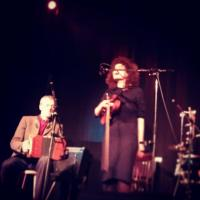 Artenschutztheater, Dezember 2013, Konzert mit Senlemen.